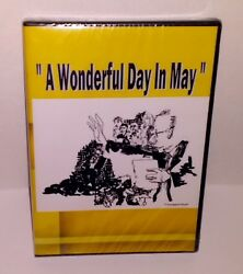 Live Drawing Artist Michael Arthur Rare Artworks A Wonderful Day In May Dvd