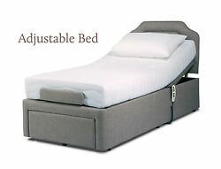Sherborne Dorchester Dual Action Single 2and0396 Adjustable Electric Bed Suite Deal