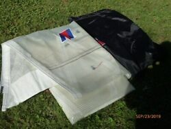 150 Genoa 30'-2 Luff By Nielson Sails For Santana 23d - 6 Luff Tape - New