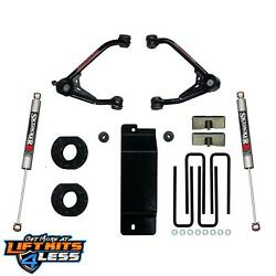 Skyjacker C7350pm 4 Upper Control Arm Lift Kit For 2007-13 Gm 1500 4wd Gas