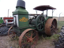 Rumely Oil Pull 20-40 G Tractor