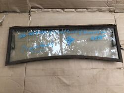 Model A Ford Windshield Frame With Glass Pickup Truck 1928 1929 1930 Aa 28 29 30