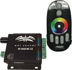 Wet Sounds Rf-rgb-mc V2 Rf Controller For Led Lighting