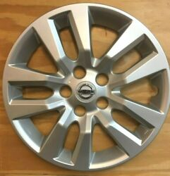 Wheelcover Hubcap Fits 2007-2018 Nissan Altima 16and039and039 10 Spoke New 2007-2018