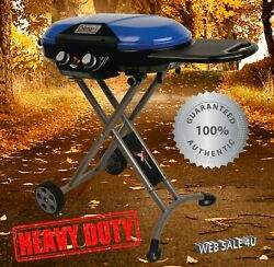 Coleman® Portable Propane Grill Gas Stove Camping Burner Foldable Tabletop Bbq