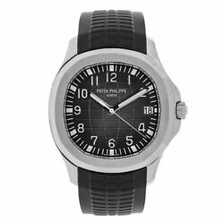 Patek Philippe Aquanaut Stainless-Steel Date Self-Winding 40MM Watch 5167A-001