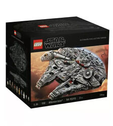 Lego Star Wars Ucs Millennium Falcon 75192 Nisb In Hand Htf And Awesome