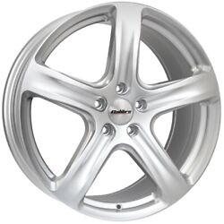 20 Silver Tourer Alloy Wheels Fit Ford Transit Custom High Roof Mk6 Mk7 Mk8