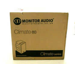 New Monitor Audio Climate 60 Outdoor Speakers CL60 (White) C60 A296
