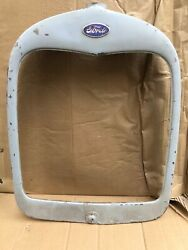1928 1929 Model A Ford Radiator Shell Grill Grille Original Roadster 28 29 8