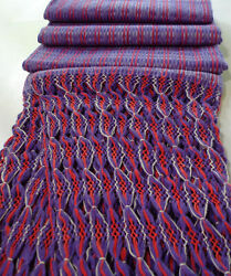 Mexican Womenand039s Accessories Rebozo Shawl Wrap Pareo Scarf Runner From Tenancingo