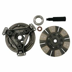New Clutch Kit For Case International Tractor 384 385 485 585 2400a 2400b Gas