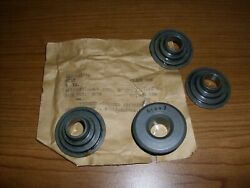 1952 Lycoming-spencer Valve Seats 0233-65442 Pack Of 4