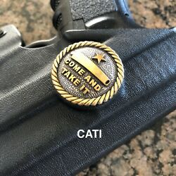 Come And Take It Cati Owb Tactical Holster For Taurus Models By 1441 Gear