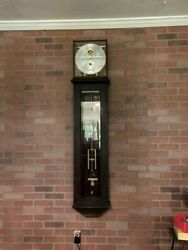 Unique American Astronomical Regulator Clock by the inventor of the phonograph