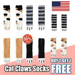 Winter Cat Claws Cute Thick Warm Sleep Floor Socks-BUY 2 GET 1 FREE