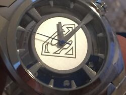 New Fossil Superman Ll1042 Rotor Watch Super Limited Edition /1000 Made Buy