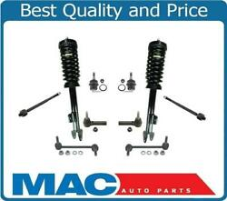 Front Struts Ball Joints Sway Bars Tie Rods 300 Charger Magnum 10pc Kit Rwd Only