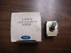 Nos 1964 Ford Thunderbird Flasher Warning Switch Control Power Console Very Rare