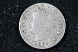 Estate Find 1884 - W/cents Liberty Head V Nickel H16196