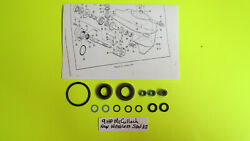 Mcculloch 9 Hp Non-weedless Propeller Outboard Lower Unit Seal Kit