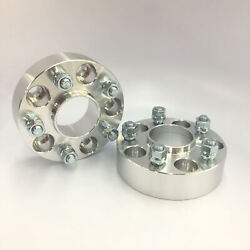 2pc Custom Hubcentric Wheel Spacers Adapters 5x114.3 75mm 3 Inch 60.1mm