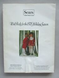 Sears Catalog - Christmas 1978 Toys Toy Wishbook Wish Book