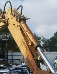 Upper Boom Only From 1989 Case Excavator, P/n P1854636