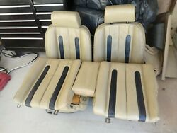 Ferrari 400 400i 412 365 Leather Interior Seats Door Panels