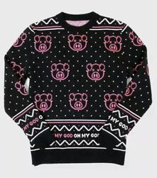 Xl Shane Dawson Holiday Christmas Pig Oh My God Sweater X-large Sold Out