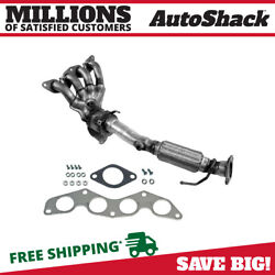 Exhaust Manifold Catalytic Converter W/ Gaskets For 2012-2017 Ford Focus 2.0l