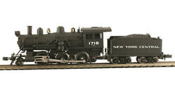 Model Power 876071 N Scale Nyc New York Central 2-6-0 Mogul W Dcc Sound