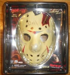 Neca Jason Voorhees Hockey Mask Friday The 13th Part Iv 11 Scale Prop Replica 4