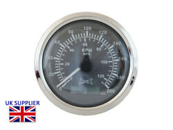 Gps Waterproof Digital Speedometer Mph Kph Small Planes And Light Aircraft - 85mm