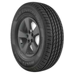 Multi Mile Wild Country Hrt Lt235/85r16 120/116r 10 Ply Quantity Of 4