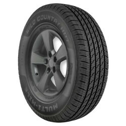 Multi Mile Wild Country Hrt Lt225/75r16 115/112r 10 Ply Quantity Of 4