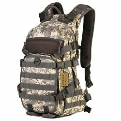 25l Military Backpack Tactical Molle Assault Rucksack Sport Casual Outdoor Gear