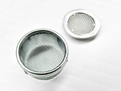 Mini Basket for Ultrasonic Cleaner Small Parts Holder Mesh Cleaning and Holding