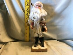 Bethany Lowe Vintage Look Santa Claus By Vickie Smyers