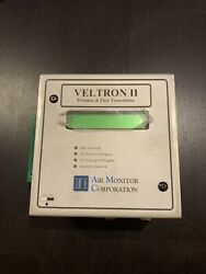 Air Monitor Corporation Veltron Ii Pressure And Flow Transmitter