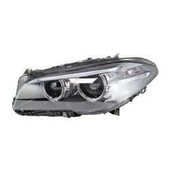Bm2518159 New Left Side Hid Headlight Lens And Housing Fits 2014-2016 Bmw 528i