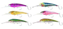 Nomad Design Dtx Minnow Sinking 220 Long Range Special Bluewater Trolling Lure