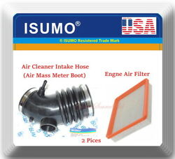 Air Cleaner Intake Hose And Engine Air Filter Fits Magentis 2001-2006