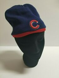 Kids Chicago Cubs Bears Winter Knit Hat Beanie Youth Osfa