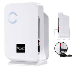 Home Dehumidifier And Air Purifier Portable Auto-off Function Collects Upto 1.3l