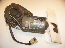 1973 Dodge Challenger Plymouth Barracuda Variable Speed Wiper Motor Oem 3431665