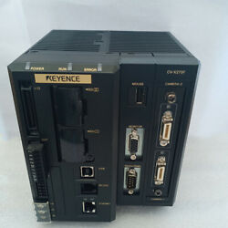 1pc Used Keyence Cv-x270f Vision System Host Controller Spot Stock Yp1