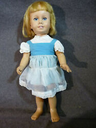 Prototype Chatty Cathy Doll In Nice Condition