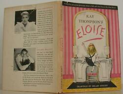 Kay Thompson's Eloise A Book For Precocious Grown Ups / Signed 1st 108710