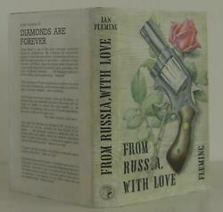 Ian Fleming / From Russia With Love First Edition 1957 1306153